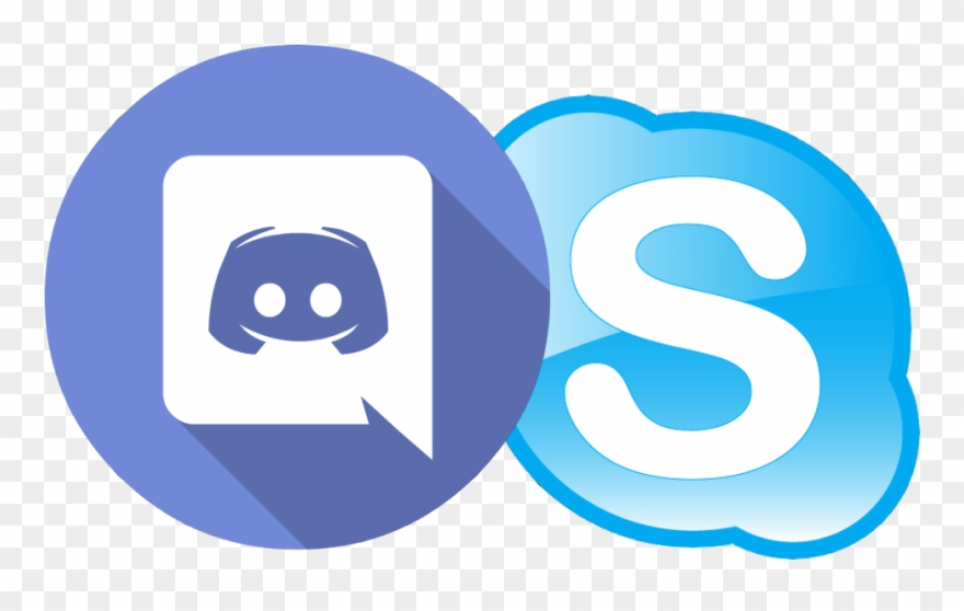 Discord Transparent Server Icon Skype And Discord Icons Clipart 1688456 Pinclipart