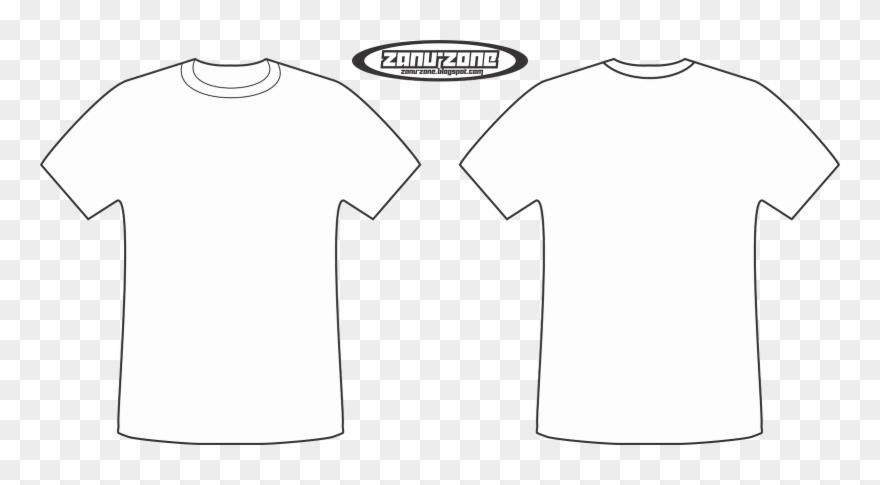 T Shirt Template Png Dltemplates Polo Clipart