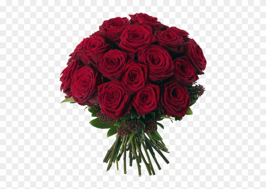 Transparent Red Roses Bouquet Png Clipart Picture Spring Transparent Flower Bouquet Png 1689717 Pinclipart