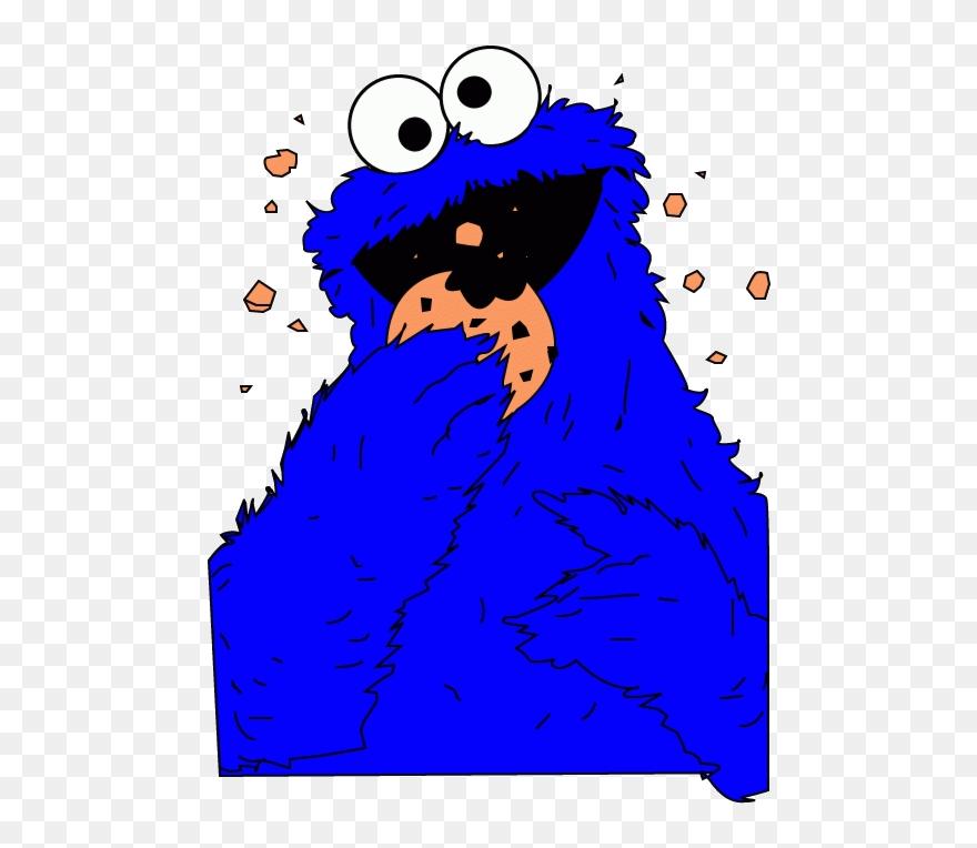 Cookie Monster Clipart Tumblr Transparent Cartoon Cookie