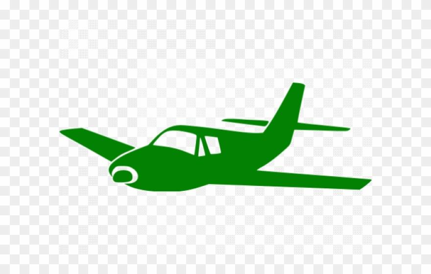 Airline Flight Clip Art