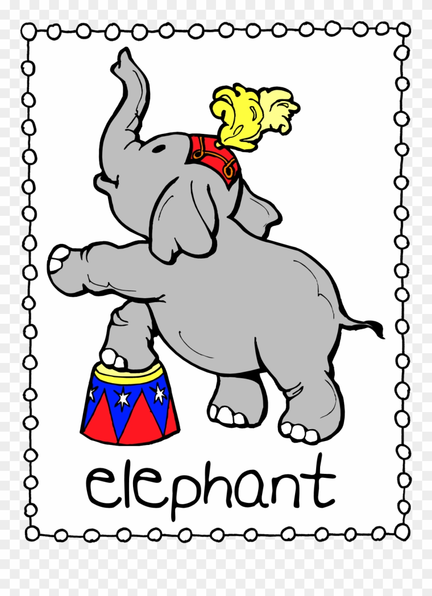 It S The Acrobat Circus Coloring Pages Clipart