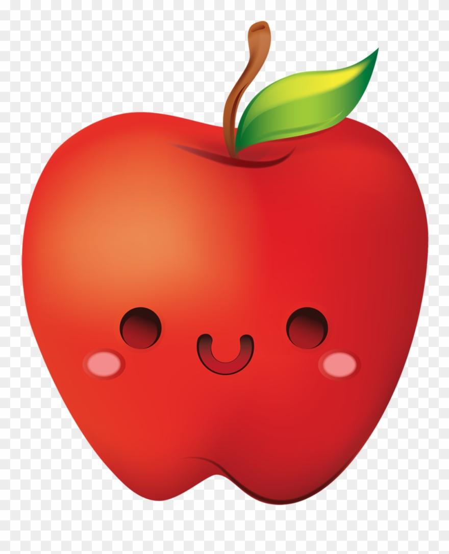 Apple cartoon. Clipart pinclipart