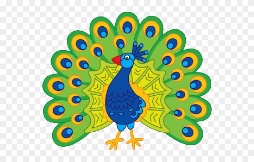 peacock clipart art competition cartoon image of peacock png download 1699890 pinclipart peacock clipart art competition