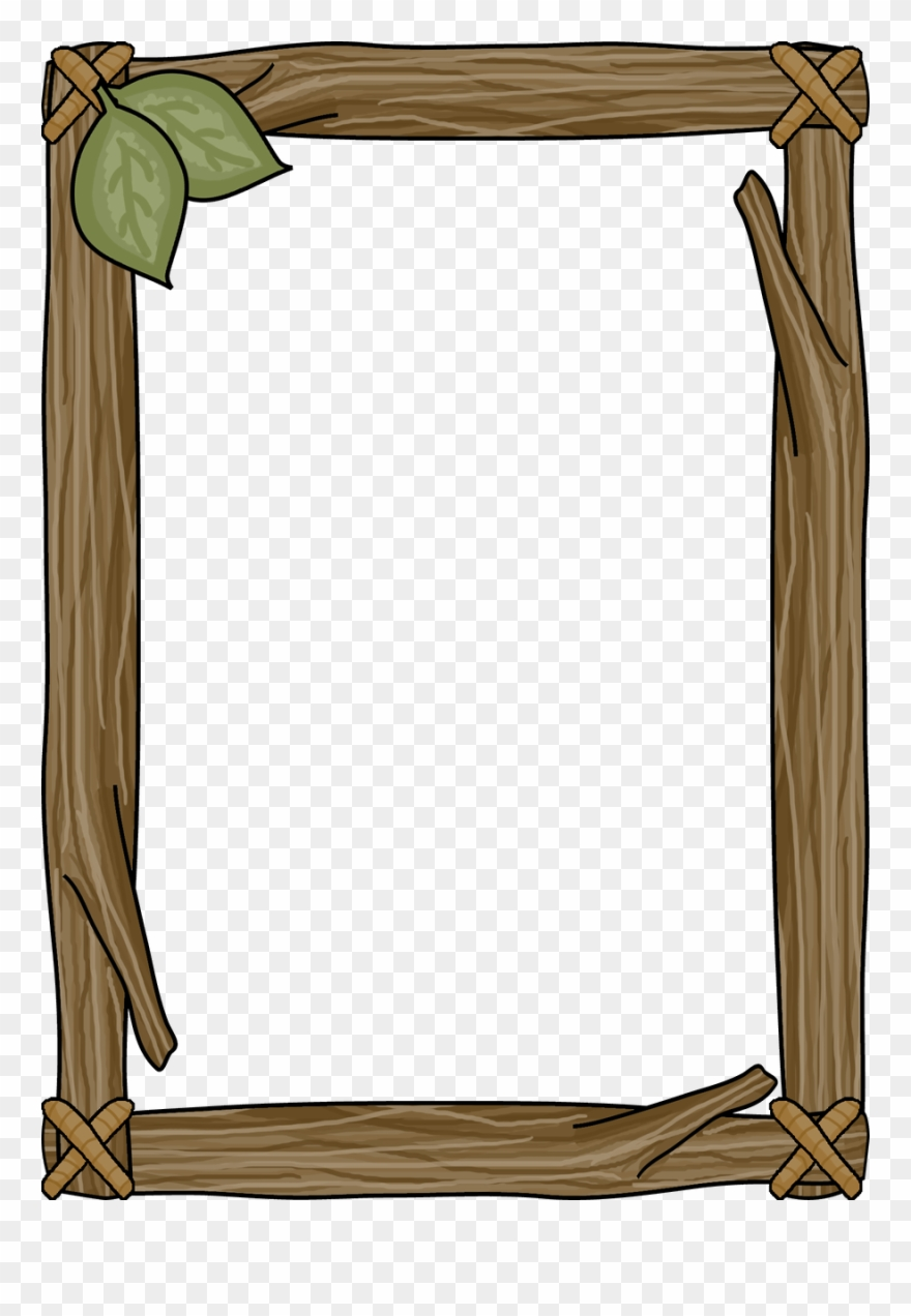 Borders For Paper Borders And Frames Page Borders Nature Border Clip Art Png Download 171714 Pinclipart
