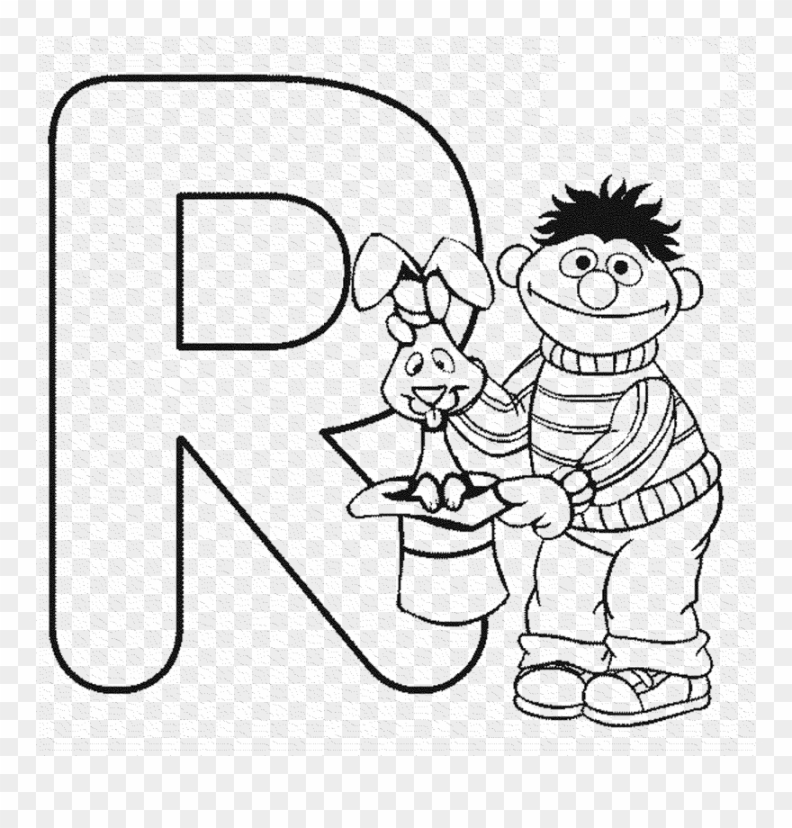 Sesame Street Coloring Pages Printable - Coloring Home | 920x880
