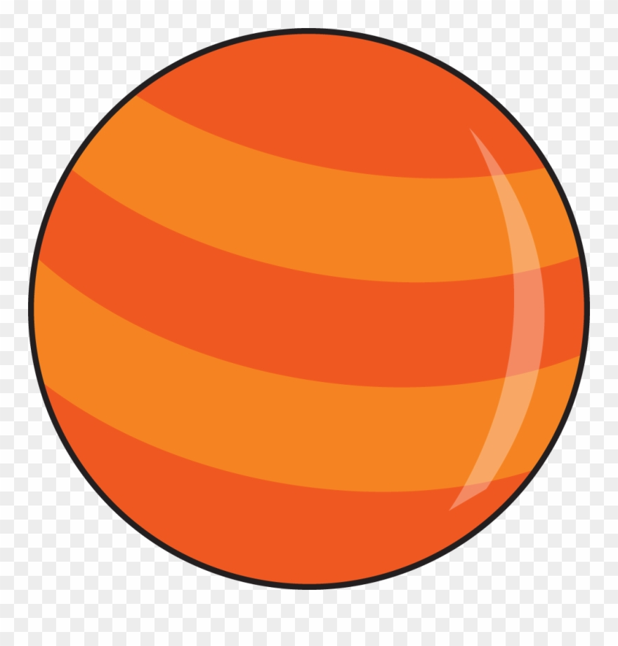 Mars Planet Clip Art Pics About Space 2 Image - Mercury Planet Cartoon Png Transparent Png