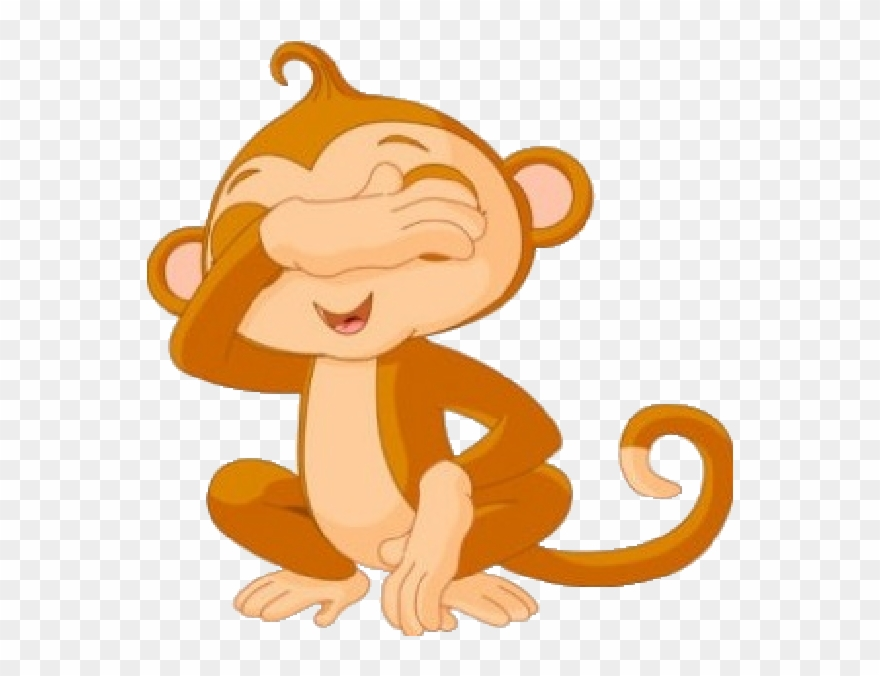 Clipart Baby Monkey Transparent Background Monkey Clipart