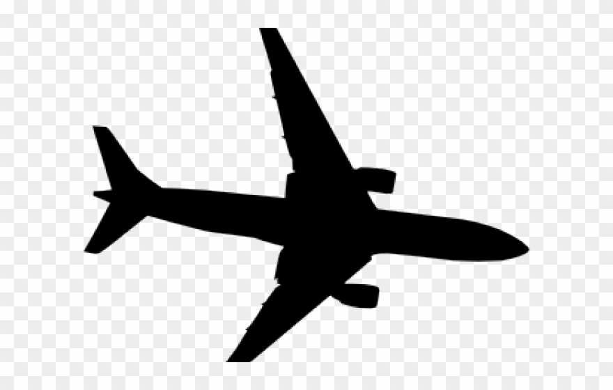 Flight Clipart Clip Art Airplane Silhouette Png Transparent Png 176316 Pinclipart