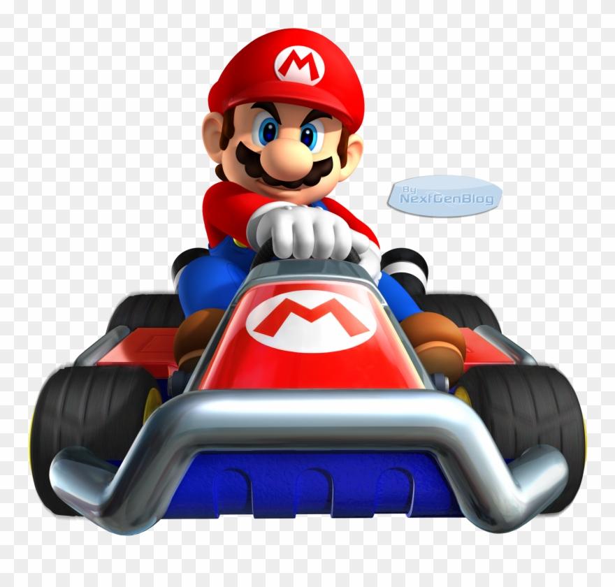Mario kart. Mart n super brothers