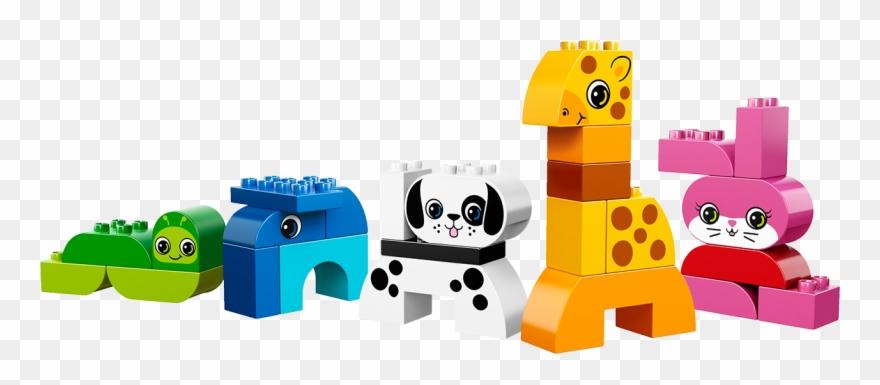 Lego Duplo 10573 Creative Animals Large Lego Duplo 10573