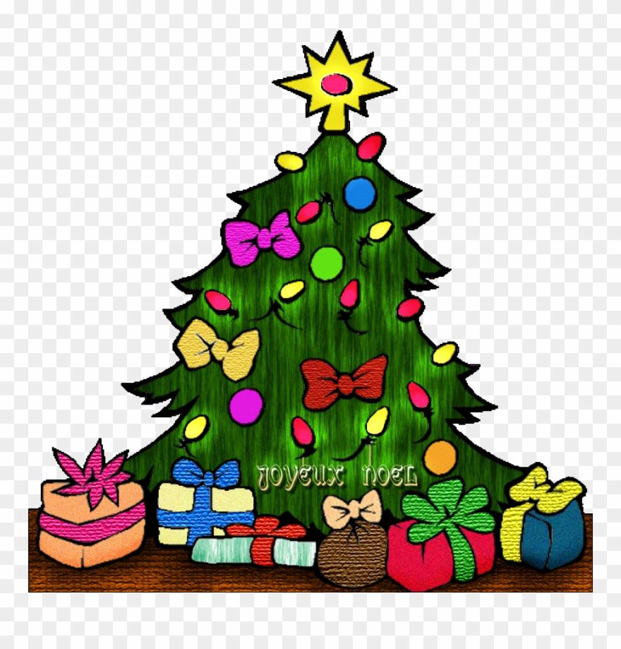 Desenhos De Uma Arvore De Natal Clipart 1713314 Pinclipart
