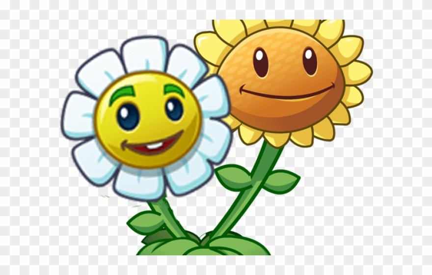 Flowers In Plants Vs Zombies - Flowers Healthy