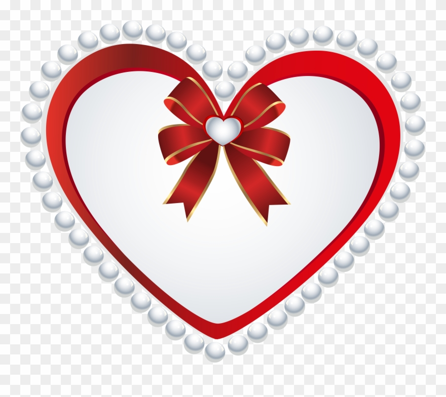 Falling Hearts Clipart Png Download 1727064 Pinclipart