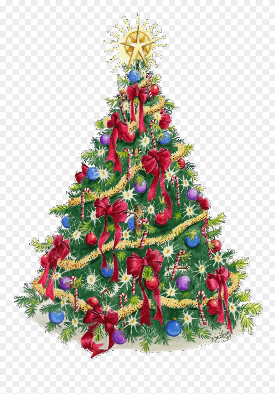 Christmas Tree Tumblr.Christmas Lights Clipart Happy Birthday Christmas Tree
