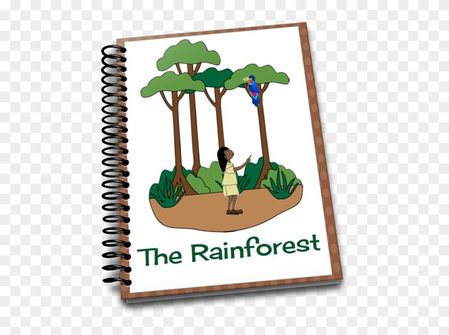 Rainforest Clipart Kapok Tree Product Png Download 1732347