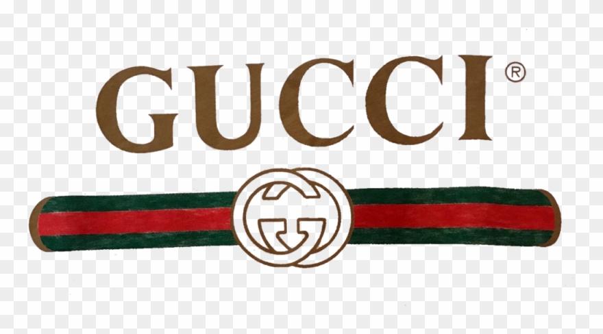 Gucci Logo Png Transparent Gucci Logo Png Images Pluspng Transparent Background Gucci Logo Clipart 1744549 Pinclipart