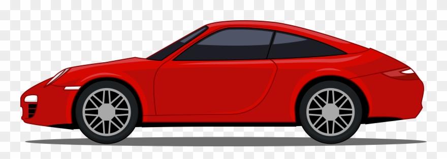 Cartoon Sport Car Sports Car Cartoon Png Clipart 1749268
