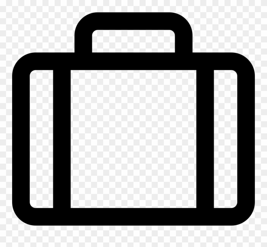 Shopping Bag Icons Travel Bag Icon Png Clipart 1764811 Pinclipart