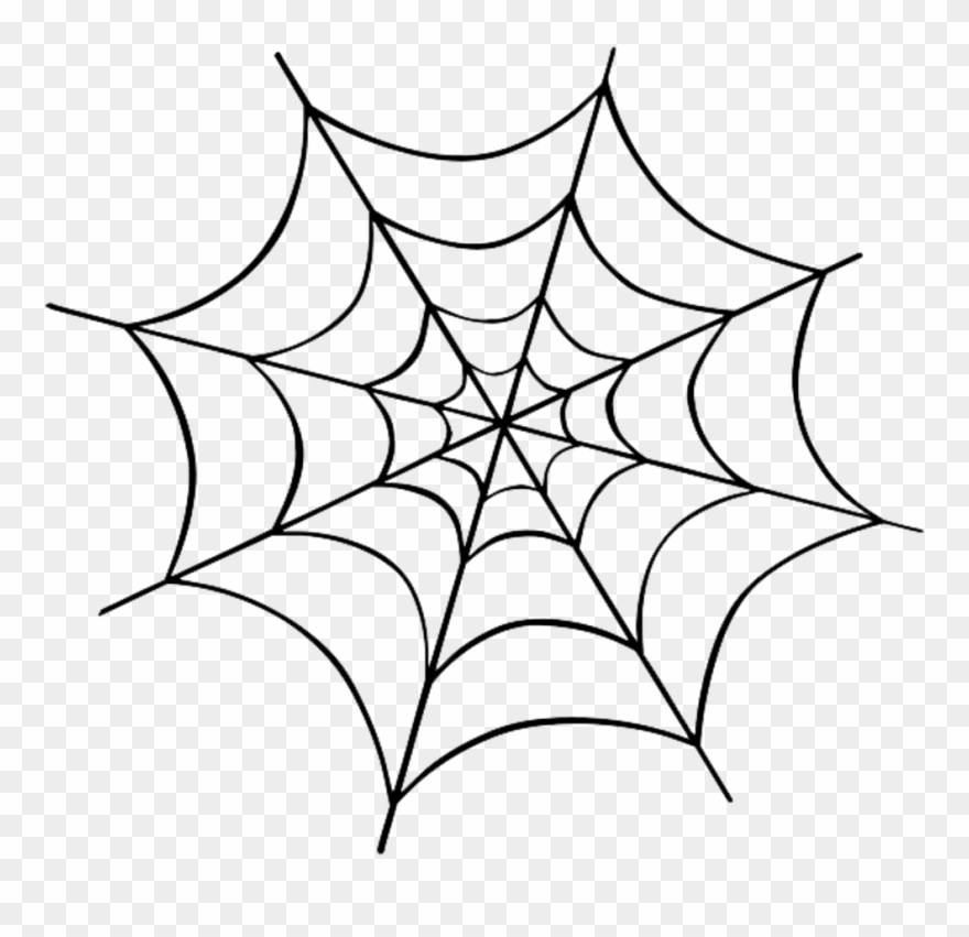 Halloween Spider Transparent Background
