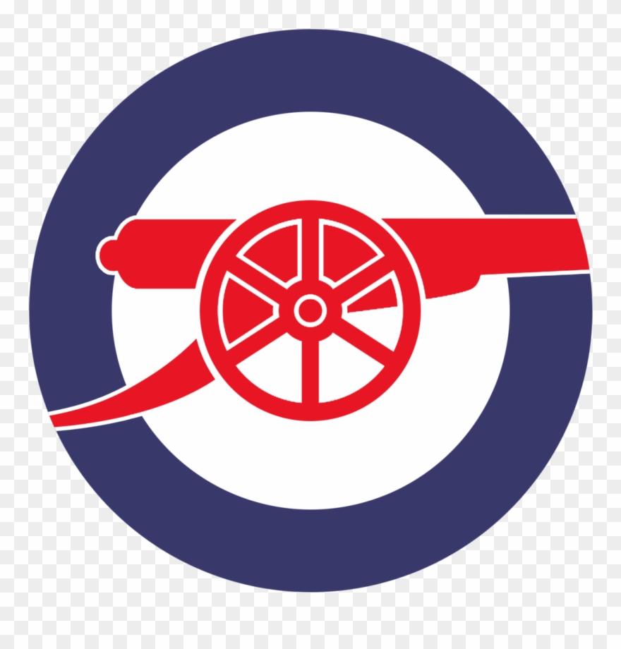 Arsenal Logo Png Clipart 1782457 Pinclipart