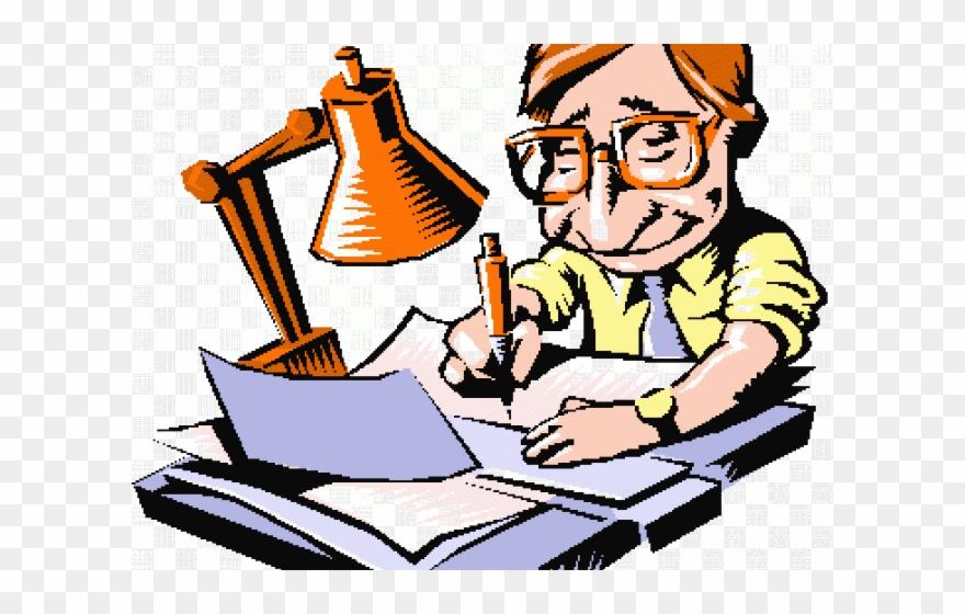 Editingsoftware Clipart Book Editor Paperwork Cartoon Png Download 1791109 Pinclipart