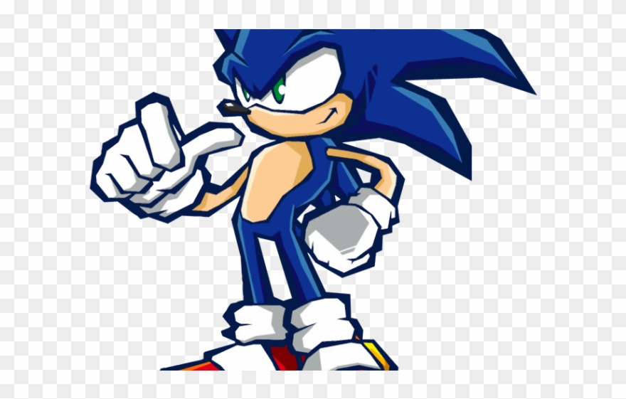 Sonic The Hedgehog Clipart Mario Bros Sonic The Hedgehog Characters Png Download 1791128 Pinclipart