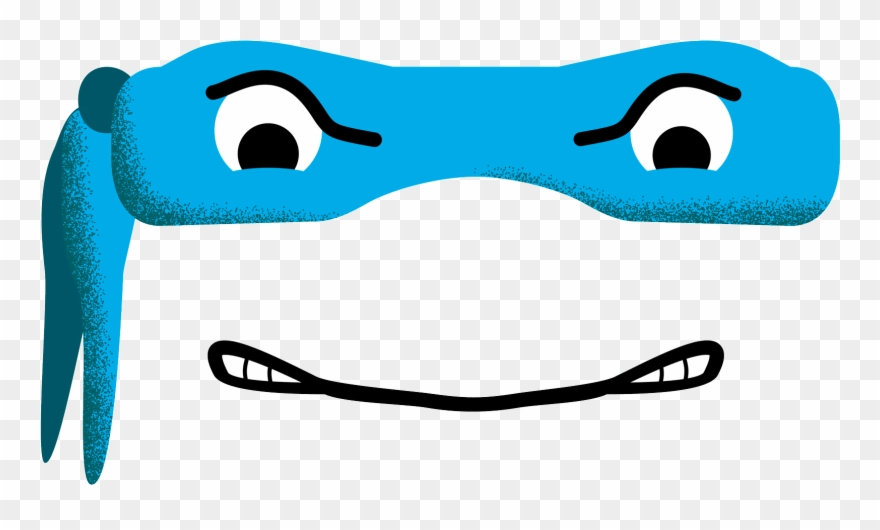 picture relating to Printable Ninja Turtles Mask identify Ninja Turtles Mask Sticker Giacomo Ce For Ios Android