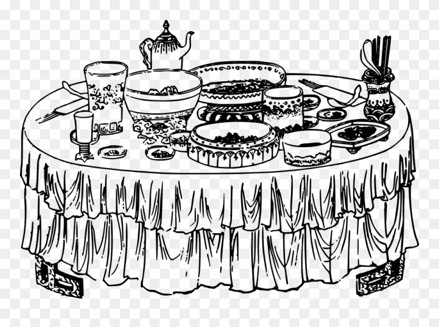 Collection Of Table Drawing High Quality
