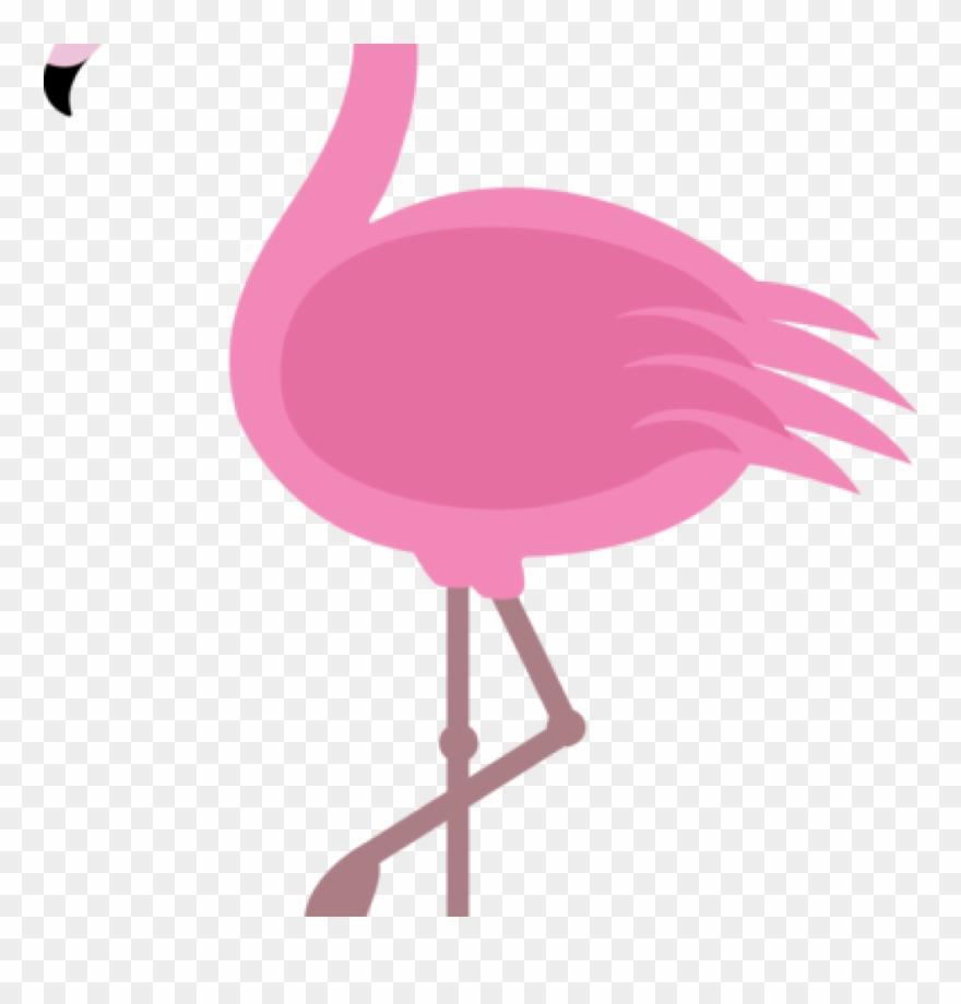 Flamingo svg. Pink clip art elegant