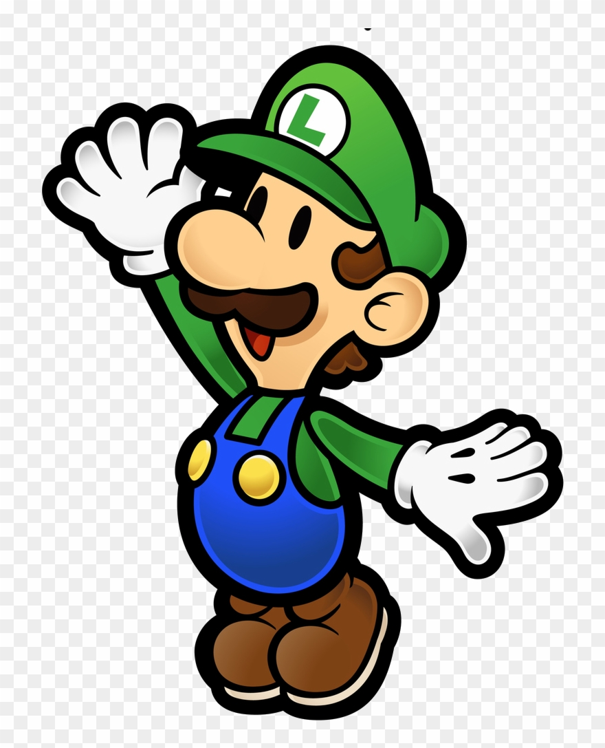 Fandom Powered By Wikia: Luigi Paper Mario Wiki Fandom Powered By Wikia Light