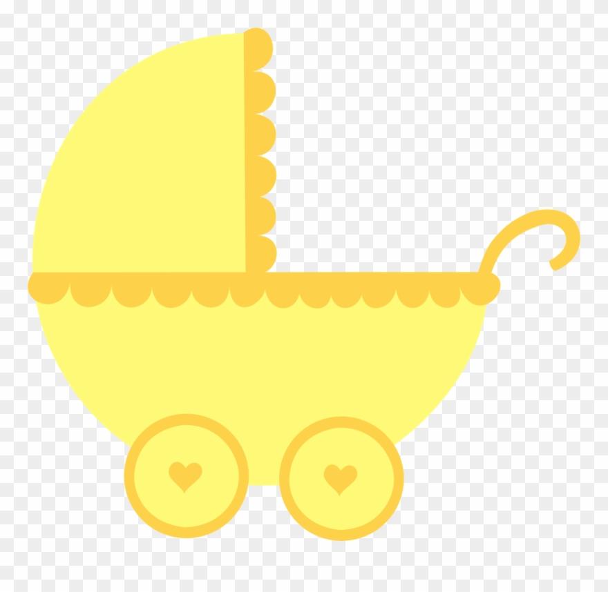 Montando A Minha Festa Imagens Carrinho De Bebe Desenho Clipart