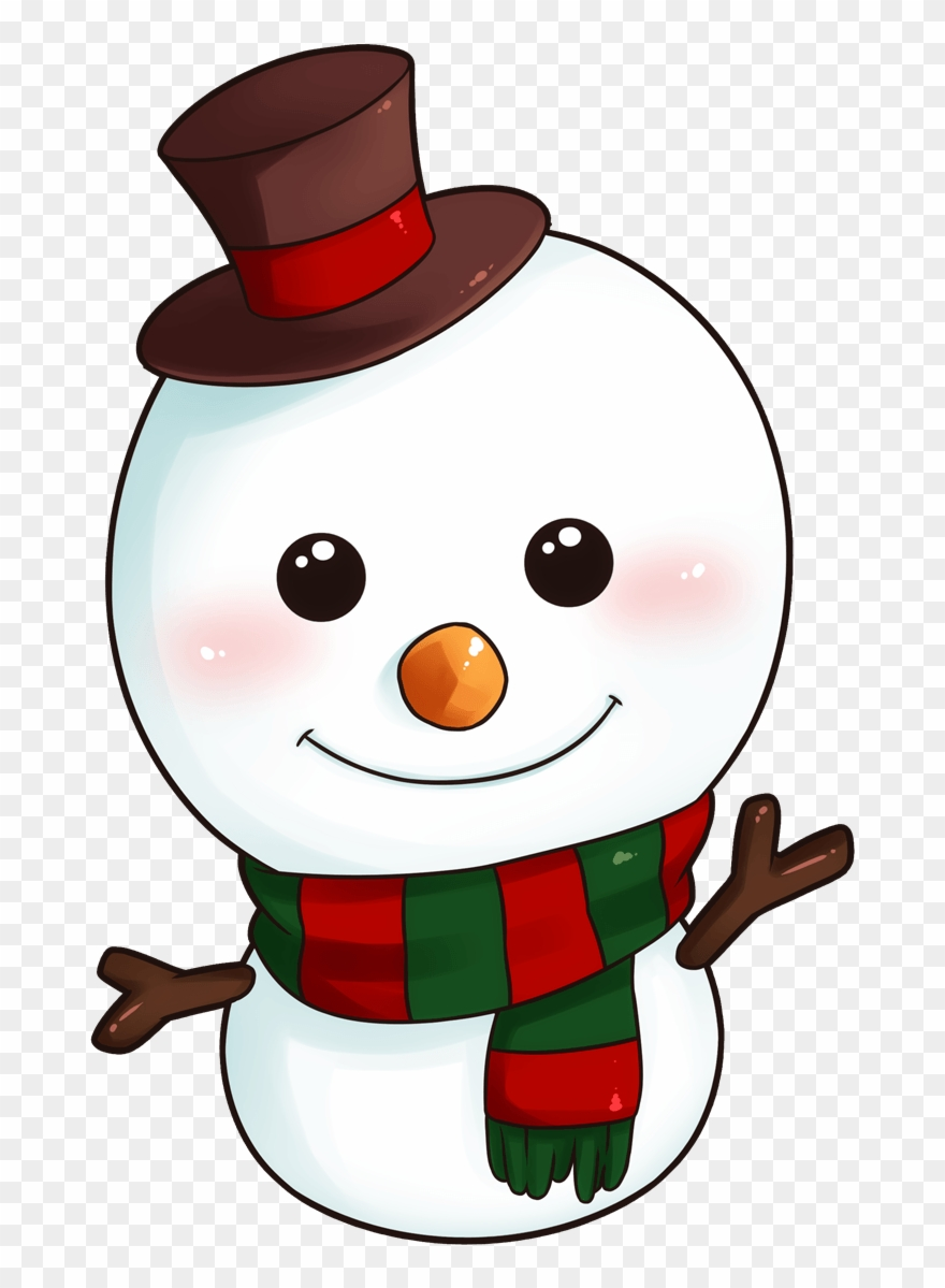 Snow cute. Baby snowman clipart man