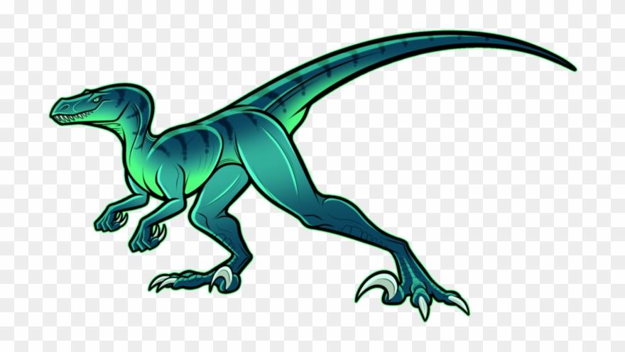 Velociraptor Background Png Velociraptor Dibujos De