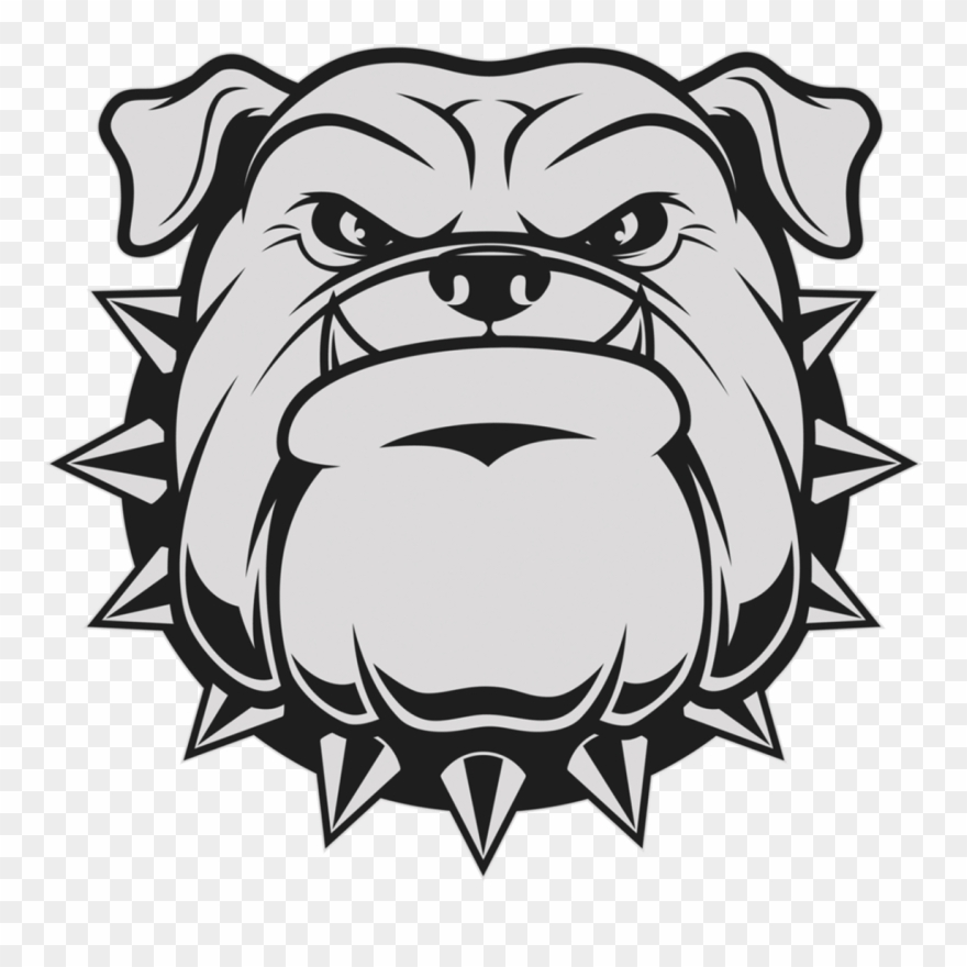Add Watermark Or Text Logo Or Remove Background From Bulldog Head