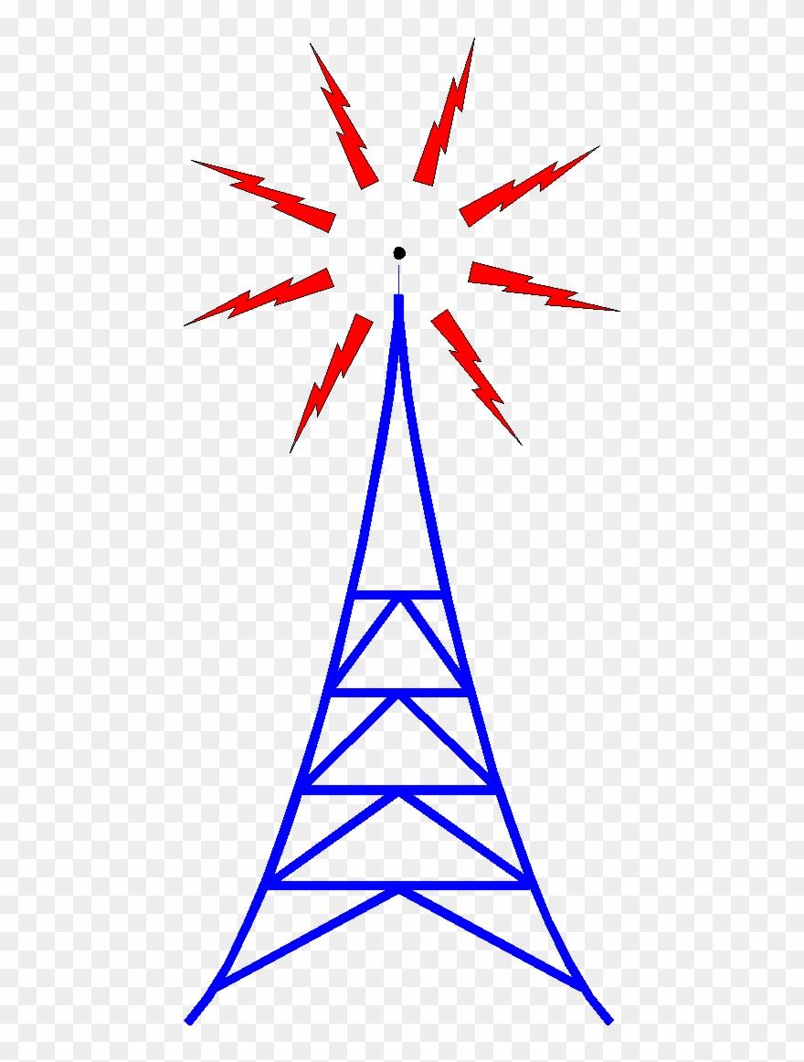 Radio antenna clip art your idea