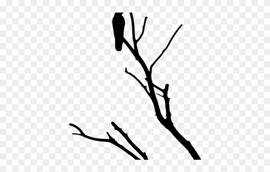 Dead Tree Clipart Svg Cuervos En Un Arbol Png Transparent Png