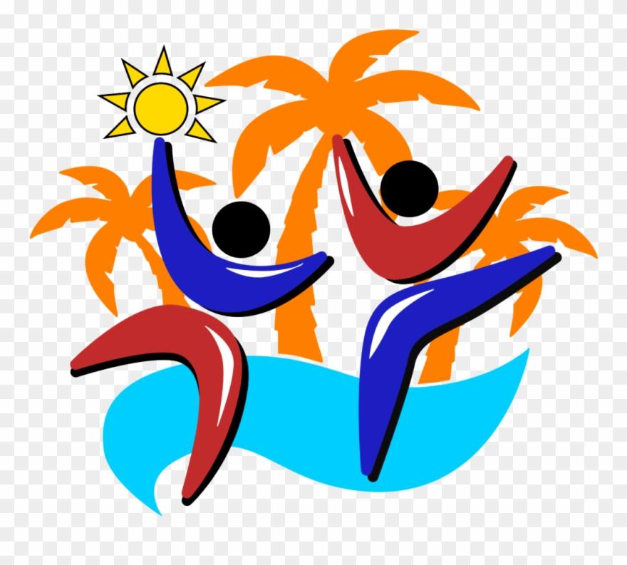 August 25th 26th Beach Handball Logo Clipart 1852095 Pinclipart