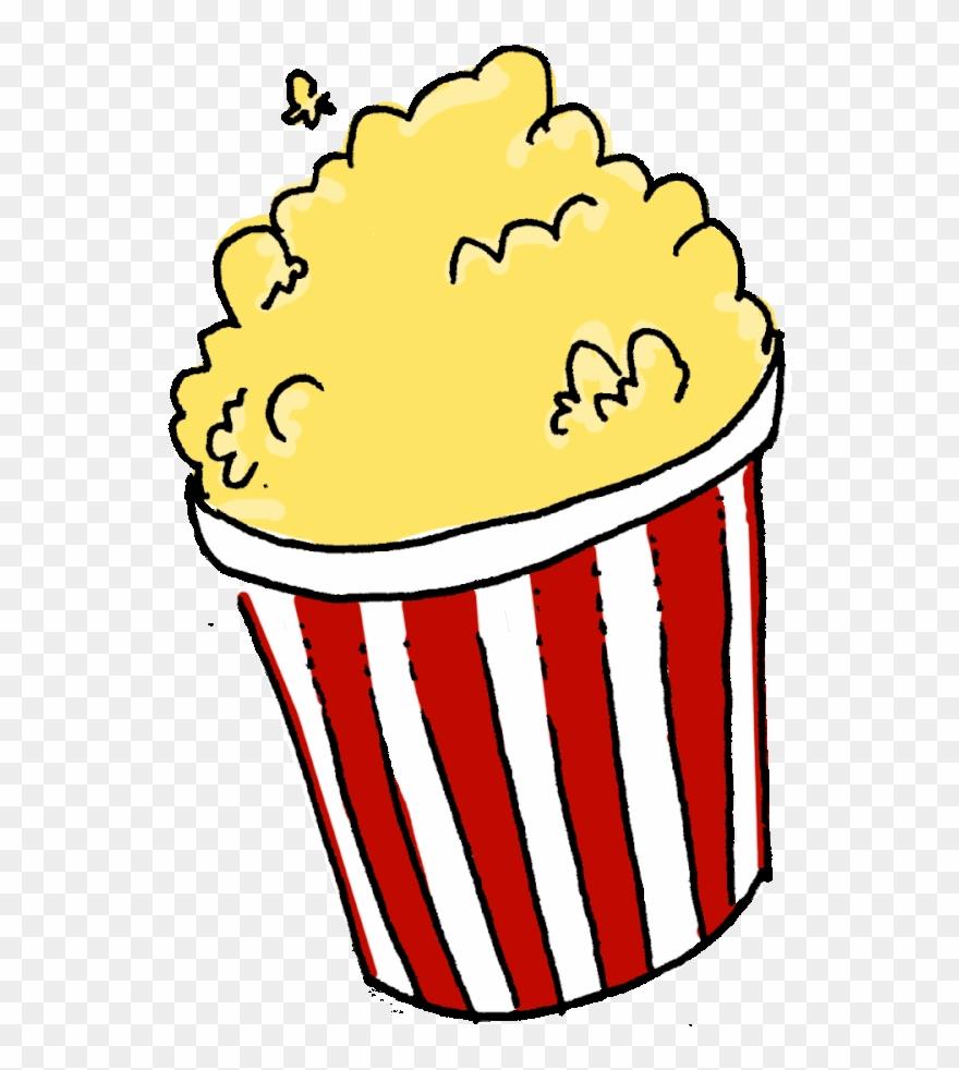 Popcorn dancing. Aux mp bigpopcorn cartoon