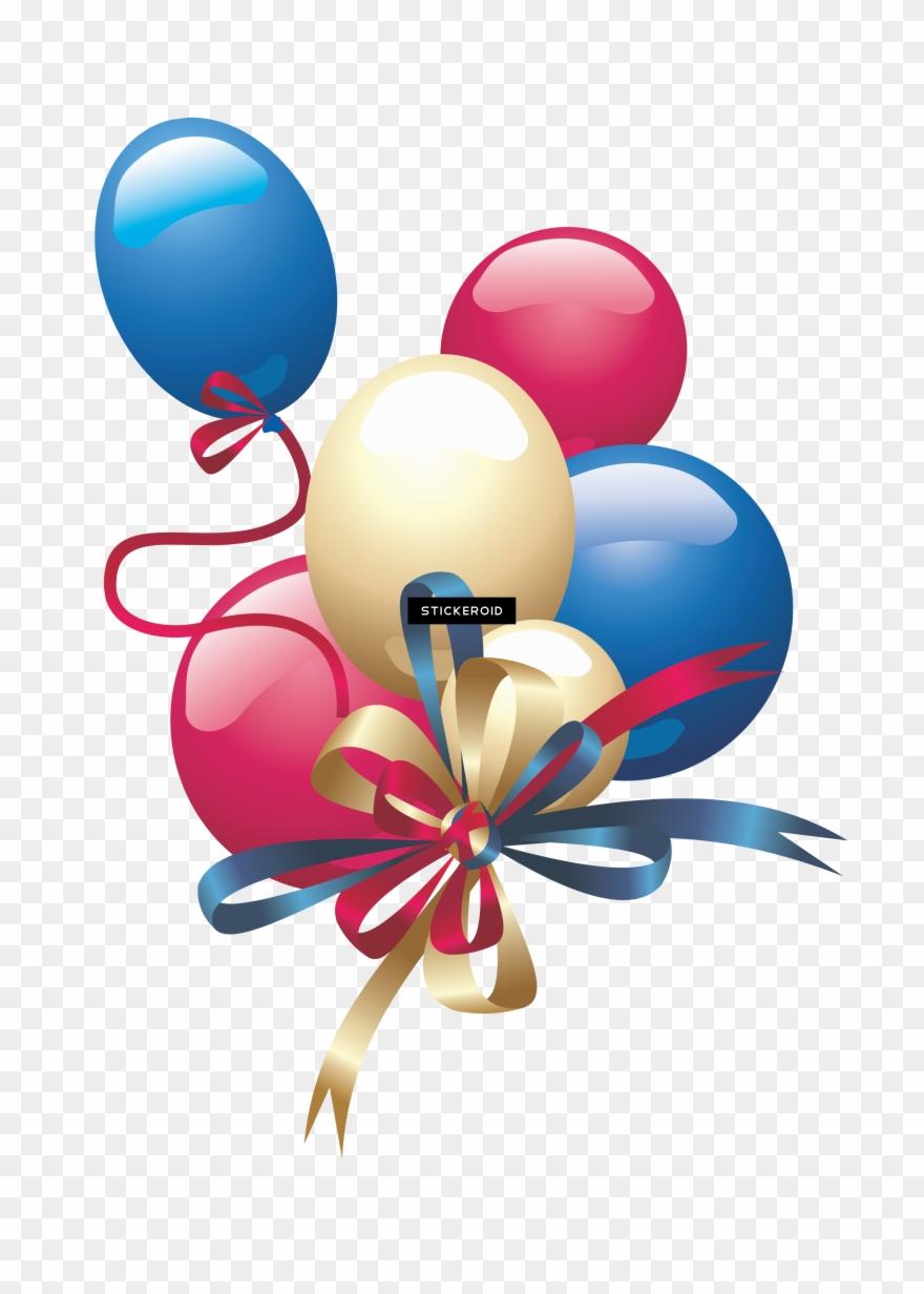 Balloon - Happy Birthday Nephew In Heaven Quotes Clipart