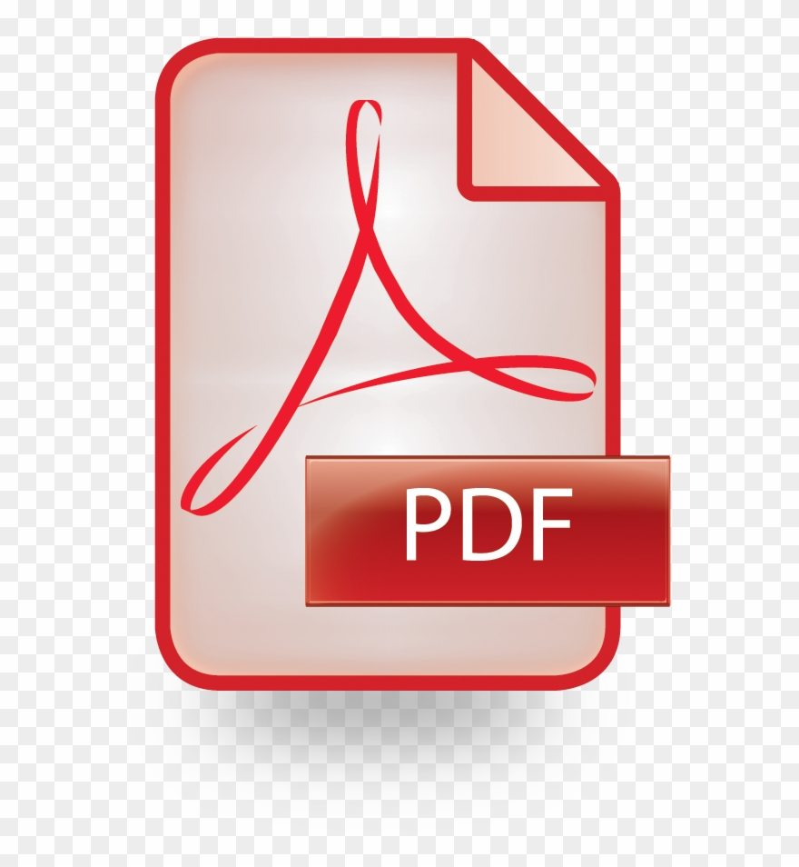 Icon background pdf transparent