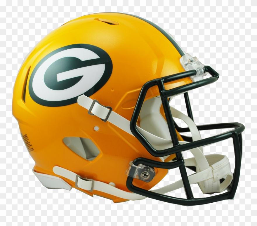 Packers Helmet Logo Download Green Bay Packers Helmet Clipart 1861904 Pinclipart