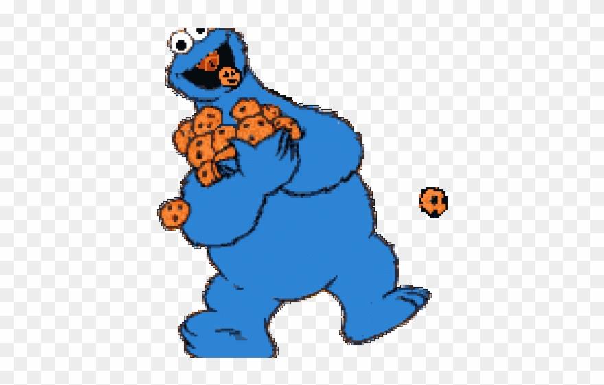Cookie Monster Clipart Cookie Platter Cookie Monster