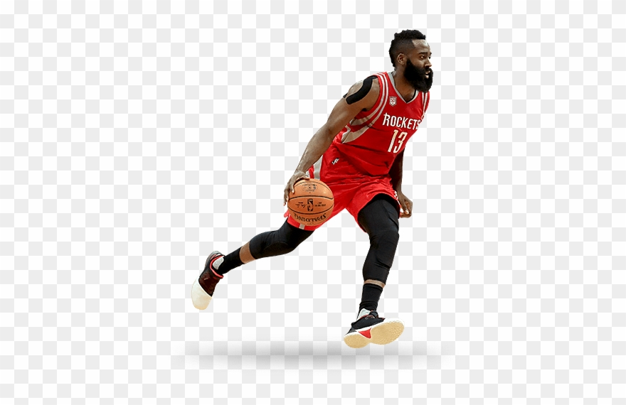 e10ec9ebdac3 Houston Rockets James Harden Png Clipart ( 1875584) - PinClipart