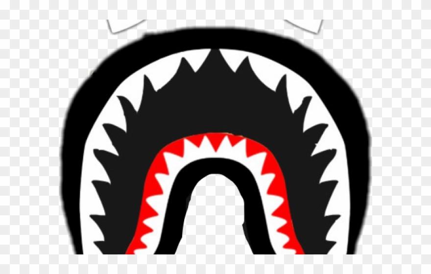 f446b8359722 Bape shark logo