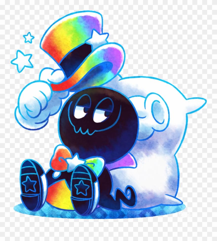 Rainbow Maestro Joins The Dream Team By Mario And Luigi
