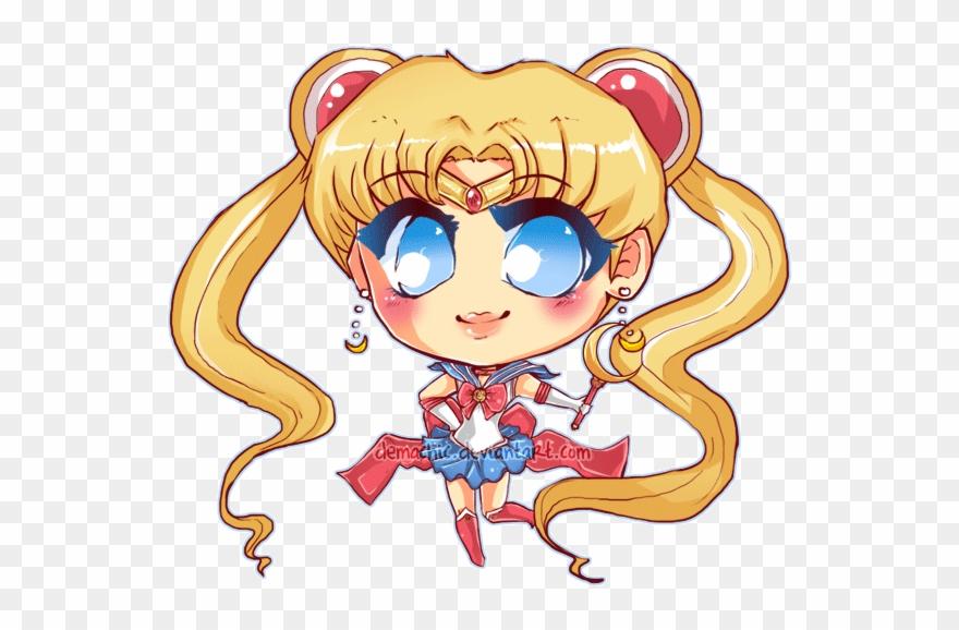 Sailor Moon Animated Clip Art Cliparts - Gif Animate Di Sailor Moon - Png Download