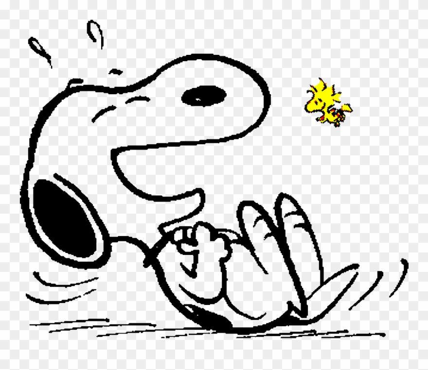 Snoopy E Woodstock Feliz Clipart 1891573
