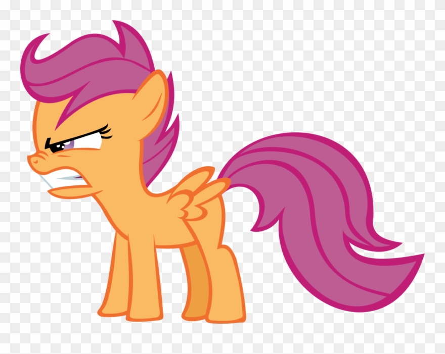Kuren247 Safe Scootaloo Simple Background Transparent Angry My Little Pony Scootaloo Clipart 1895634 Pinclipart link you may use this vector as long as you credit me! angry my little pony scootaloo clipart