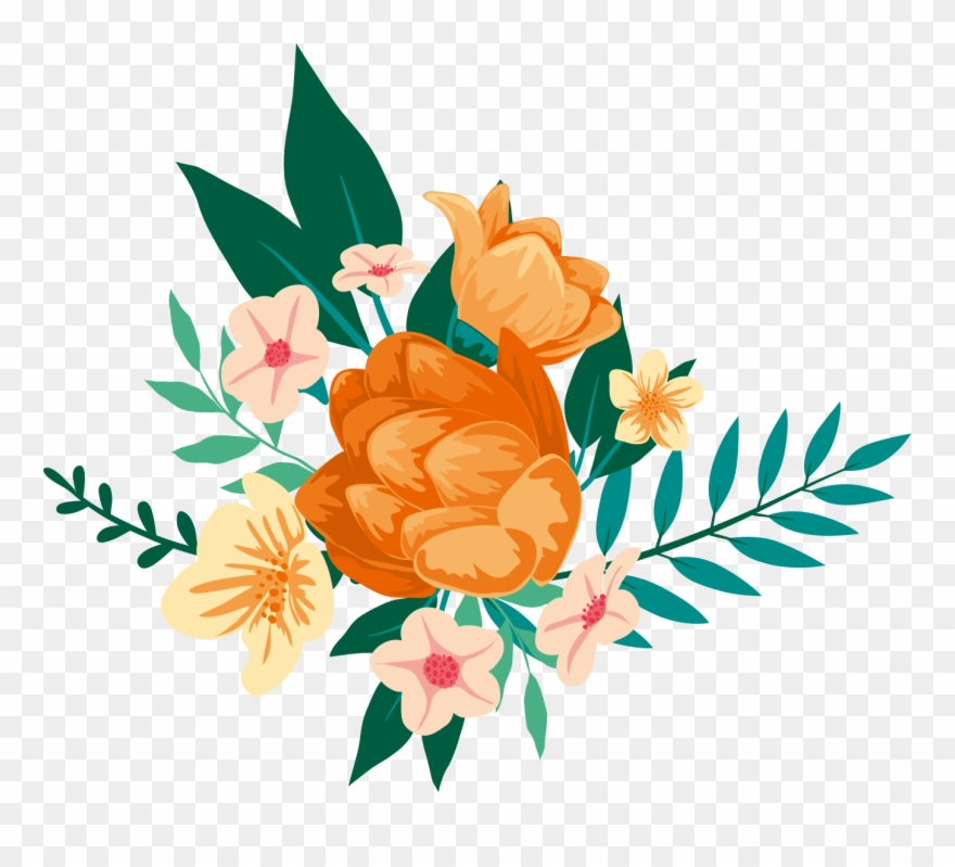 Floral Design Painting Flower Clip Art Flowers Transparent
